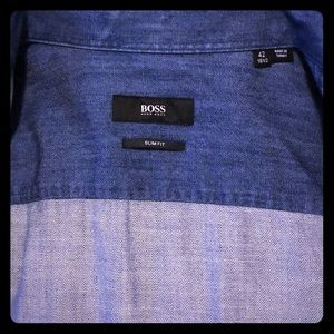 Slim fit Hugo Boss shirt